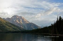 Grand Teton National Park, Wyoming Landscape