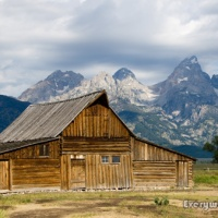 Mormon Row, Grand Teton NP