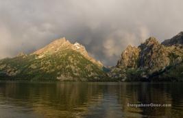 Grand Teton National Park, Wyoming, Landscape