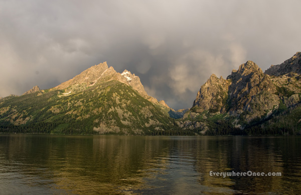 Grand Teton National Park, Wyoming, Landscape