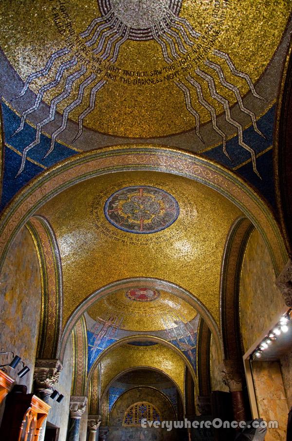 St Barts Mosaic New York