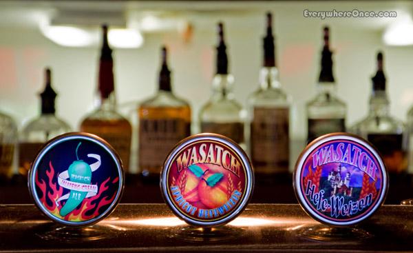 Wasatch Brewery, Park City Utah