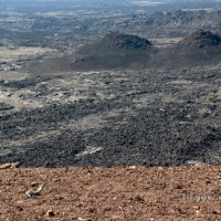 A Lunar Landscape at Craters of the Moon