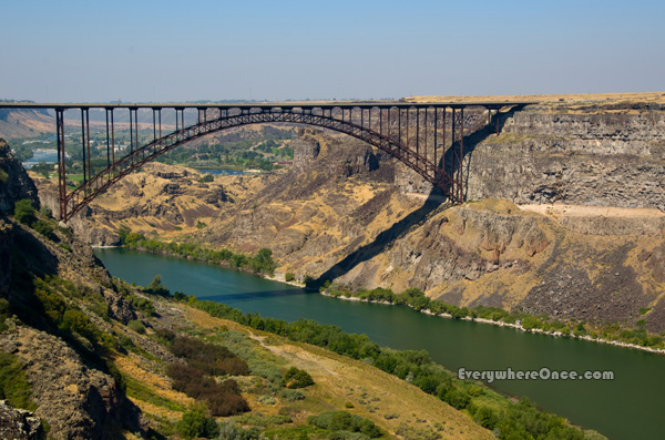 Perrine Bridge Twin Falls Idaho