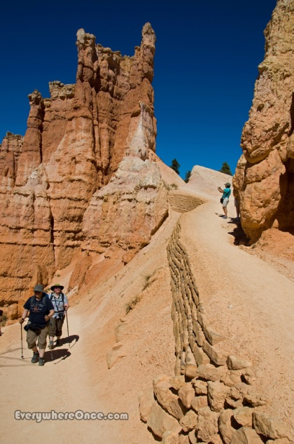 Bryce Canyon National Park Navajo Trail