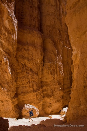 Bryce Canyon National Park Wall Street