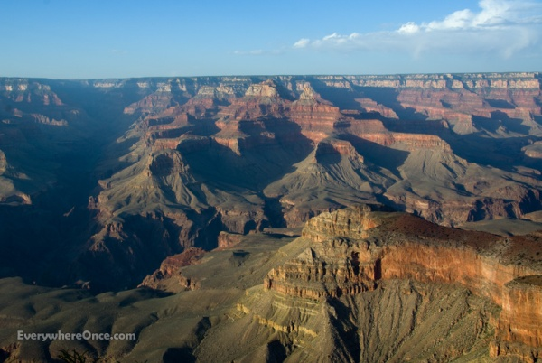 Grand Canyon National Park, South Rim, Landscape