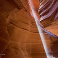 The Fire and Water of Antelope Canyon
