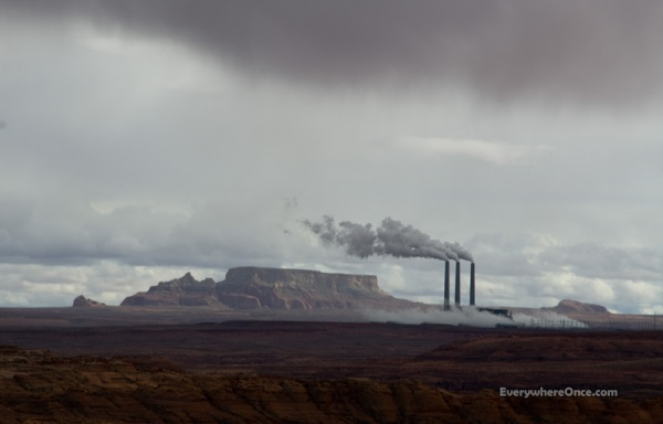 Navajo Generating Station Page Arizona