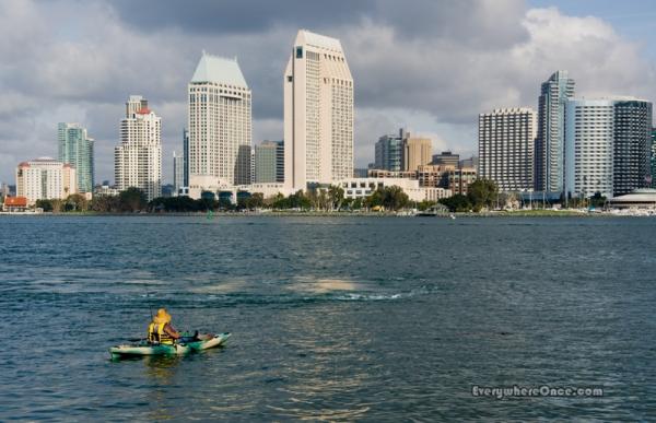 Urban Fisherman, Coronado, California