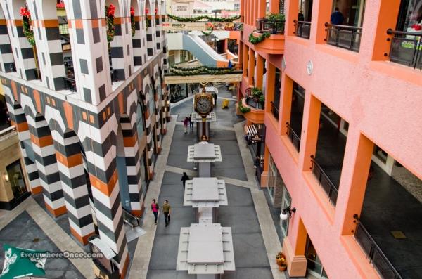 Westfield Horton Plaza Interior Square