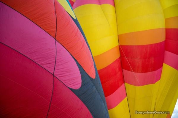 Yuma Balloon Festival Balloons