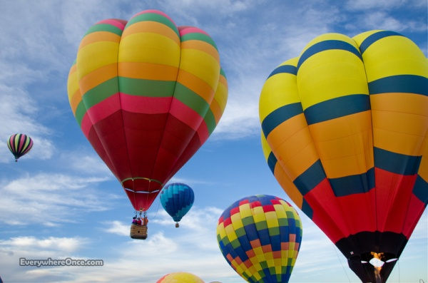 Yuma Arizona Balloon Festival