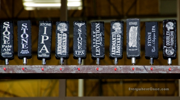 Stone World Bistro and Garden Taps, Escondido, California
