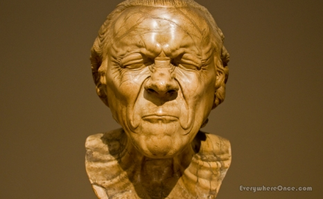 The Vexed Man, Franz Messerschmidt,