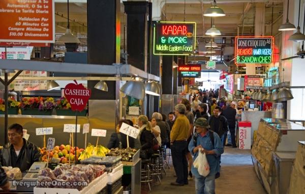 LA Grand Central Market