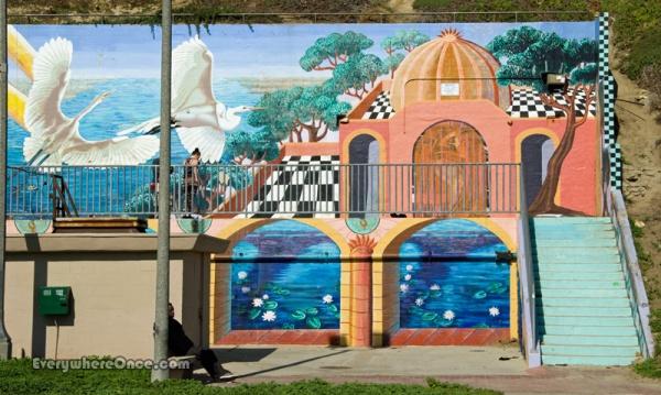 LA Street Mural