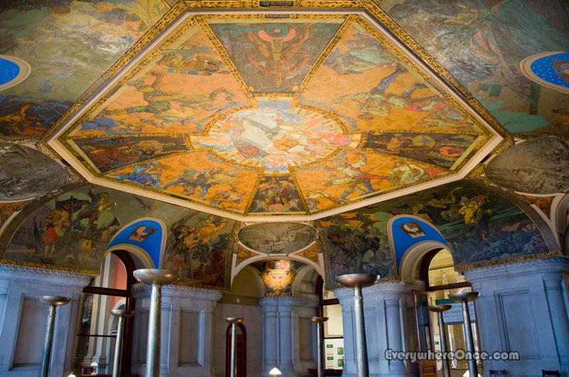 Nys Capitol Building Blue Room