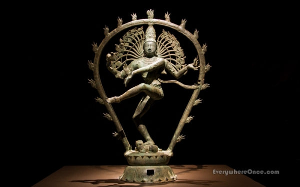 Shiva as Nataraja, the Lord of Dance, LACMA