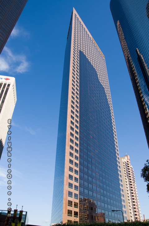 Wells Fargo Tower Downtown LA