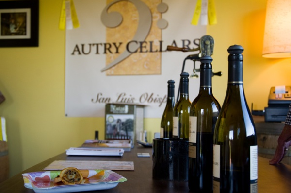 Autry Cellars San Luis Obispo