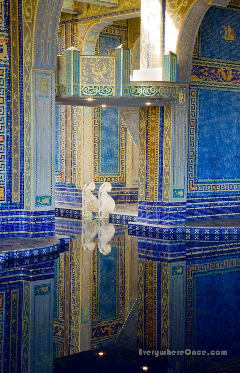 Hearst Castle Roman Bath