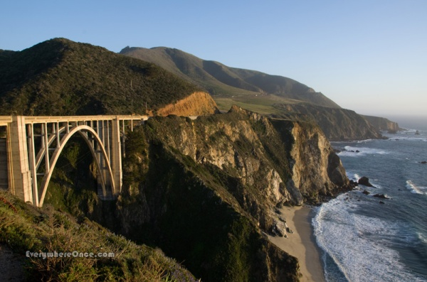 Big Sur Bixby Bridge, California