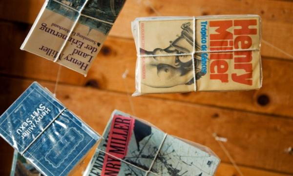 Big Sur's Henry Miller Memorial Library
