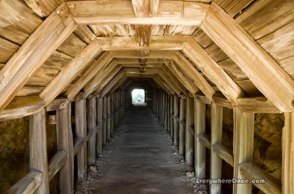 Big Sur Partington Cove Tunnel