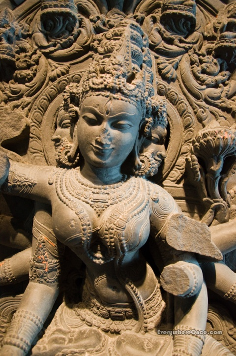 Buddhist deity Vajra Tara Asian Art Museum San Francisco