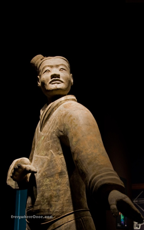 Terracotta Army Standing Archer