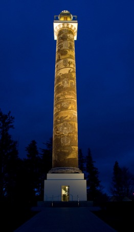 Astoria Column, Astoria, Oregon
