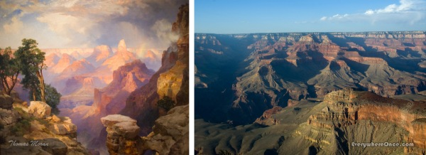 Grand Canyon, Thomas Moran