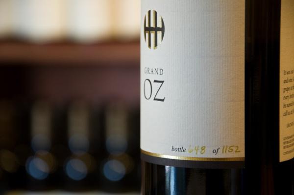 Grand Oz Wine Husch Vineyards