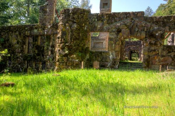 Jack London House Ruins
