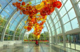 Chihuly Glasshouse