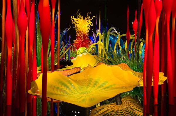 Chihuly Mille Fiori
