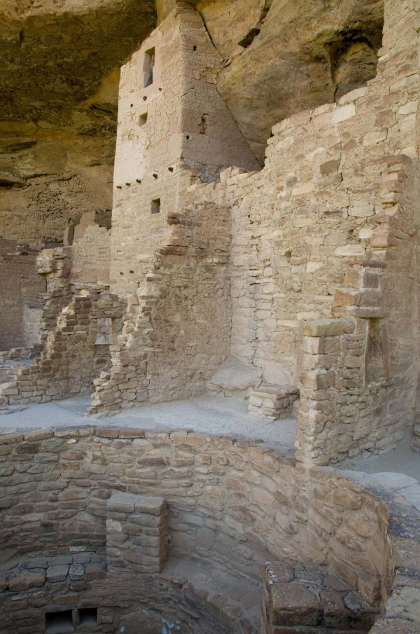 Cliff Palace, Mesa Verde National Park, CO