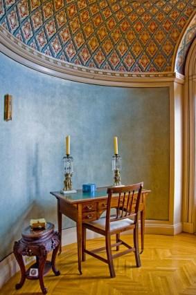 Turkish Smoking Room, Pittock Mansion