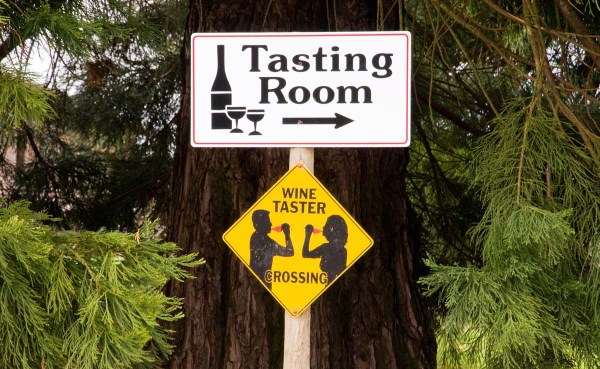 Wine Taster Crossing