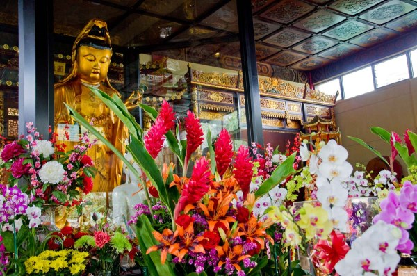 Kuan Yin Temple Honolulu