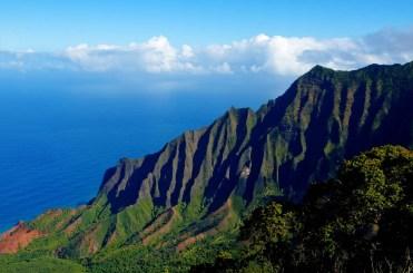 Na Pali Coast, Kauai Hawaii