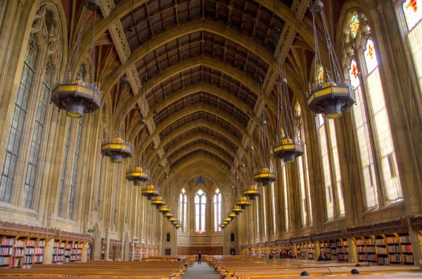 Suzzallo Library University of Washington