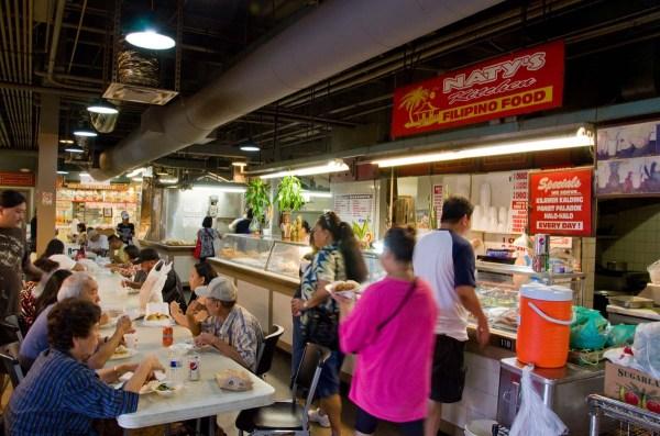 Chinatown Marketplace Honolulu