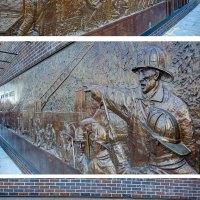 FDNY Memorial Wall
