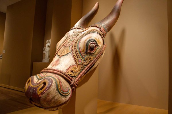 Nandi's Head Honolulu Museum of Art