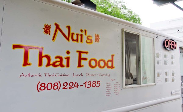 Nui's Thai, North Shore, Oahu