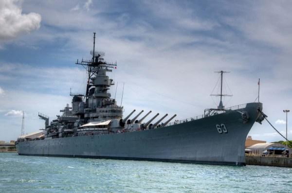 USS Missouri Pearl Harbor
