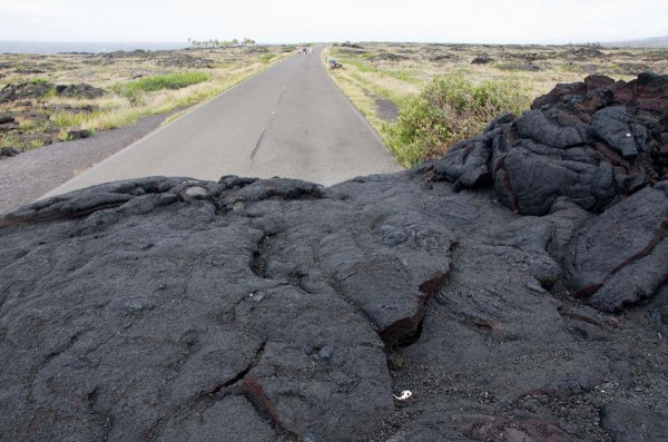 Chain of Craters Road, Volcanoes National Park, Hawaii