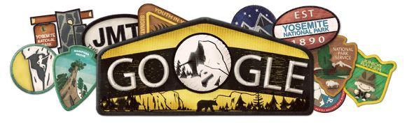 Yosemite Google Doodle